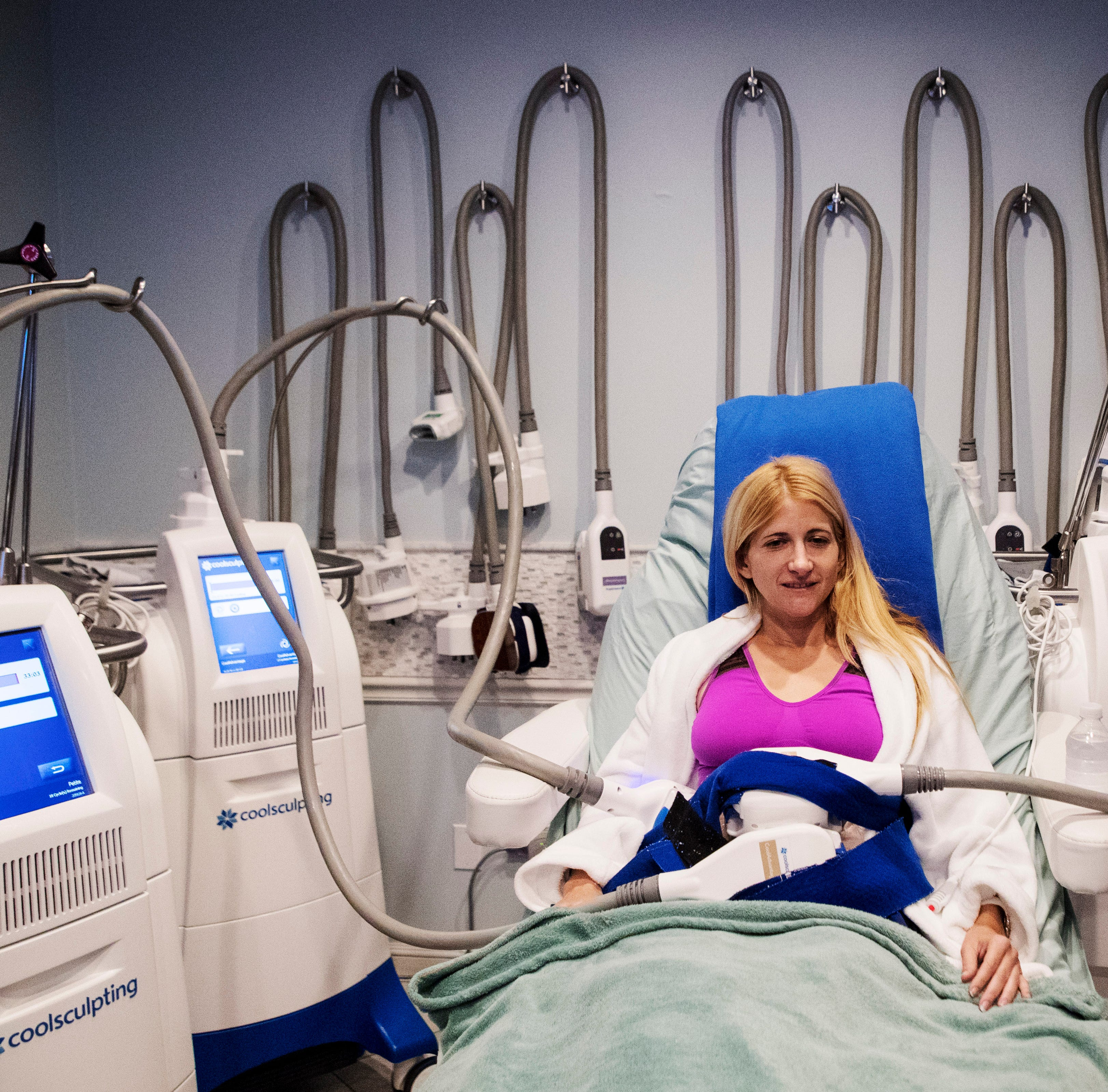 Healthy Bod: How does CoolSculpting work? We visit Pura Vida Med Spa in Naples to find out