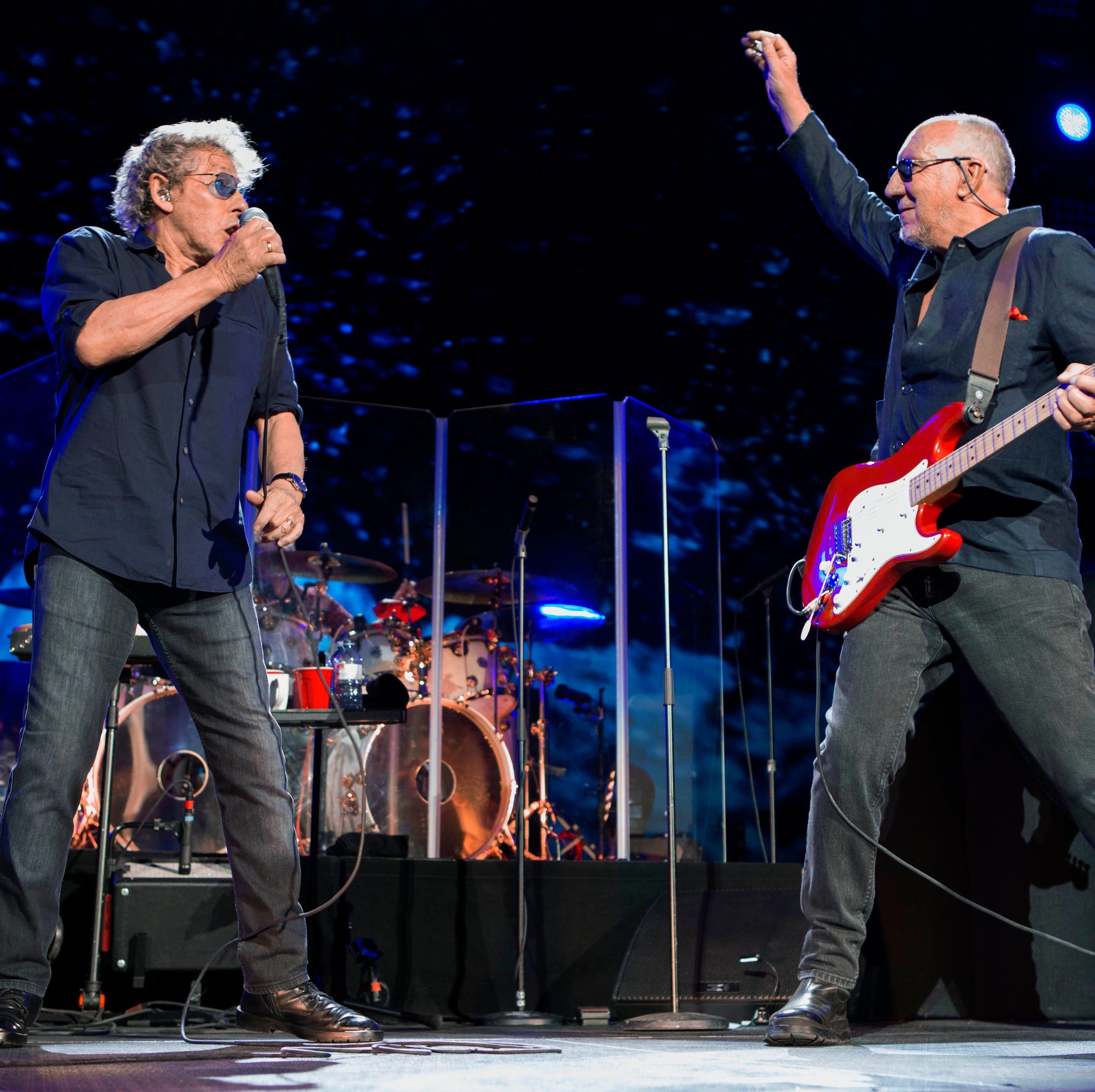 The Who plans two Florida shows this fall; tickets on sale Friday