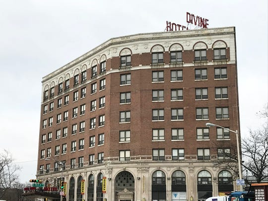The Divine Riviera, on Newark's Martin Luther King Blvd. -- the hotel once managed by Father Divine