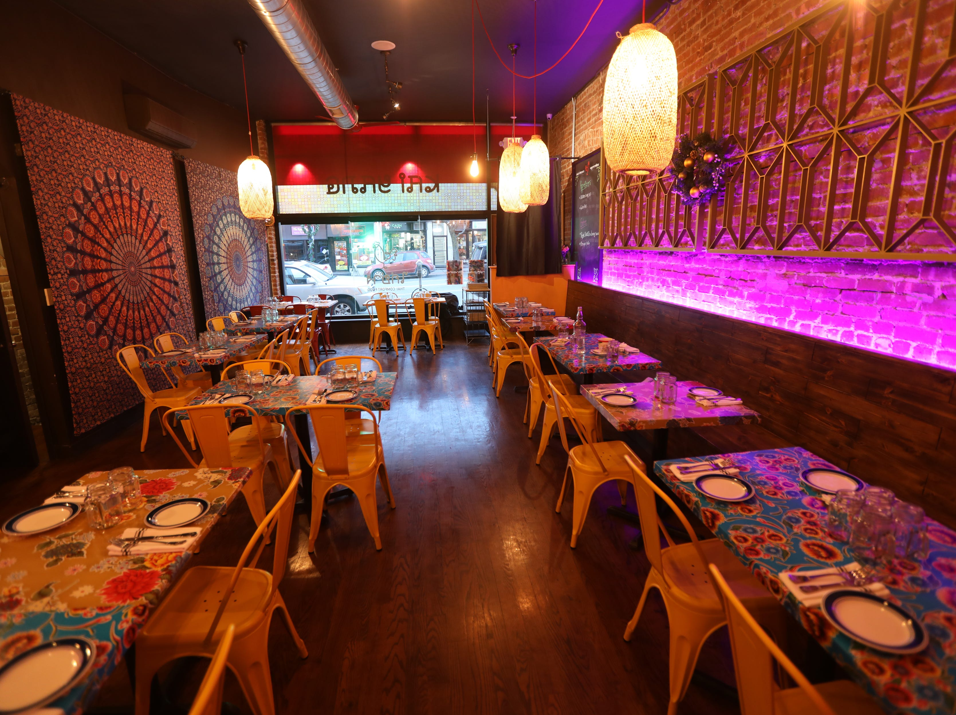 Kai Yang restaurant is located at 345 Bloomfield in Montclair. Tuesday, January 15, 2019