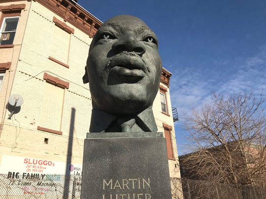 Streets named after Martin Luther King in New Jersey