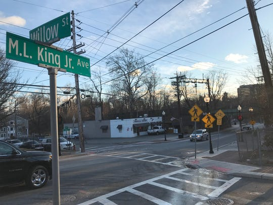 Martin Luther King Ave., Morristown