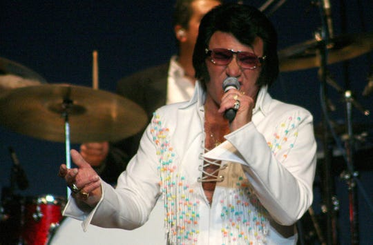 The Elvis birthday bash tribute show will be held Jan. 25 at Bergen Performing Arts Center.