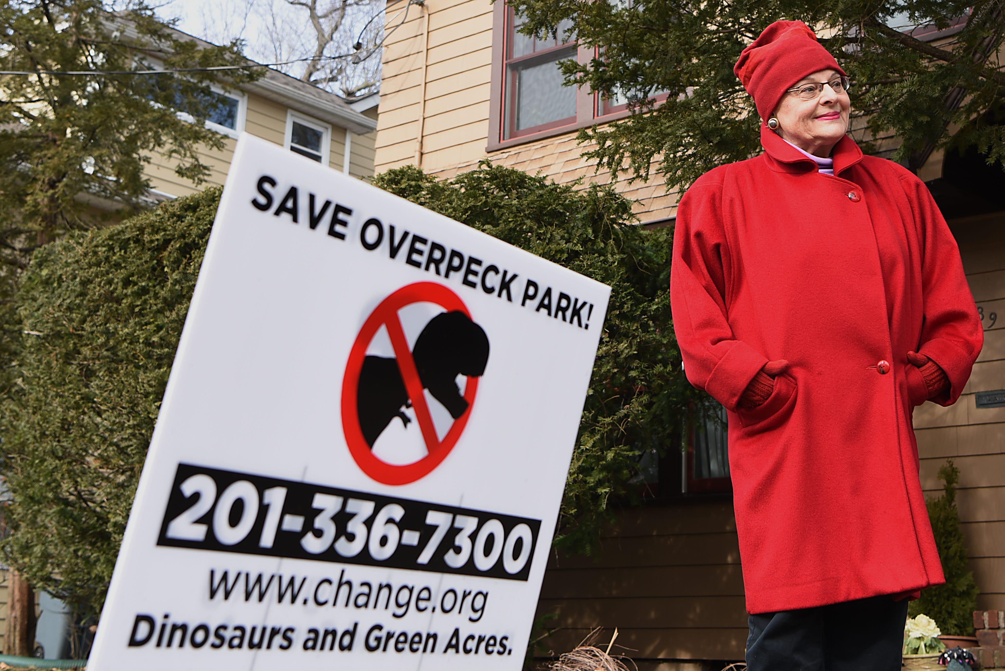 Bergen County: Overpeck Park dinosaur plan goes extinct