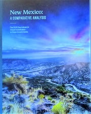 """New Mexico: A Comparative Analysis"" assembled the data."
