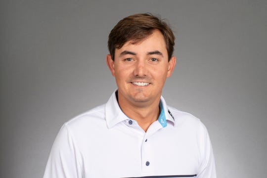Hank Lebioda current official PGA TOUR headshot.