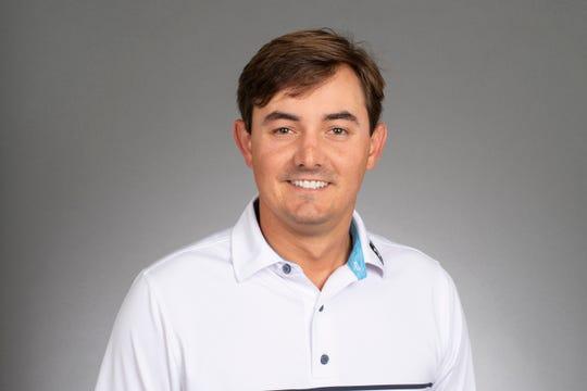 Hank Lebioda current official PGA TOUR headshot.