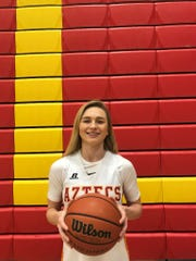 Alexis Legan, Palm Desert basketball