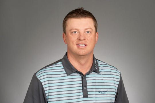 Nate Lashley current official PGA TOUR headshot.