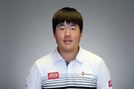 Sungjae Im current official PGA TOUR headshot.
