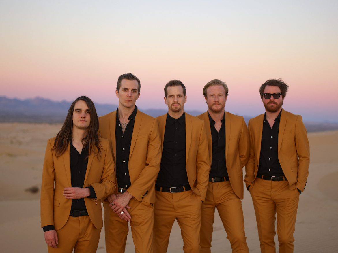 Local music picks for January in Phoenix: The Maine, AJJ, PhxArt Amplified, Sara Robinson