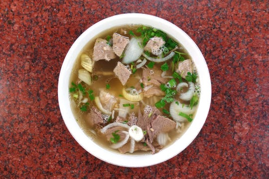 Pho dac biet at Pho Thanh in Phoenix.