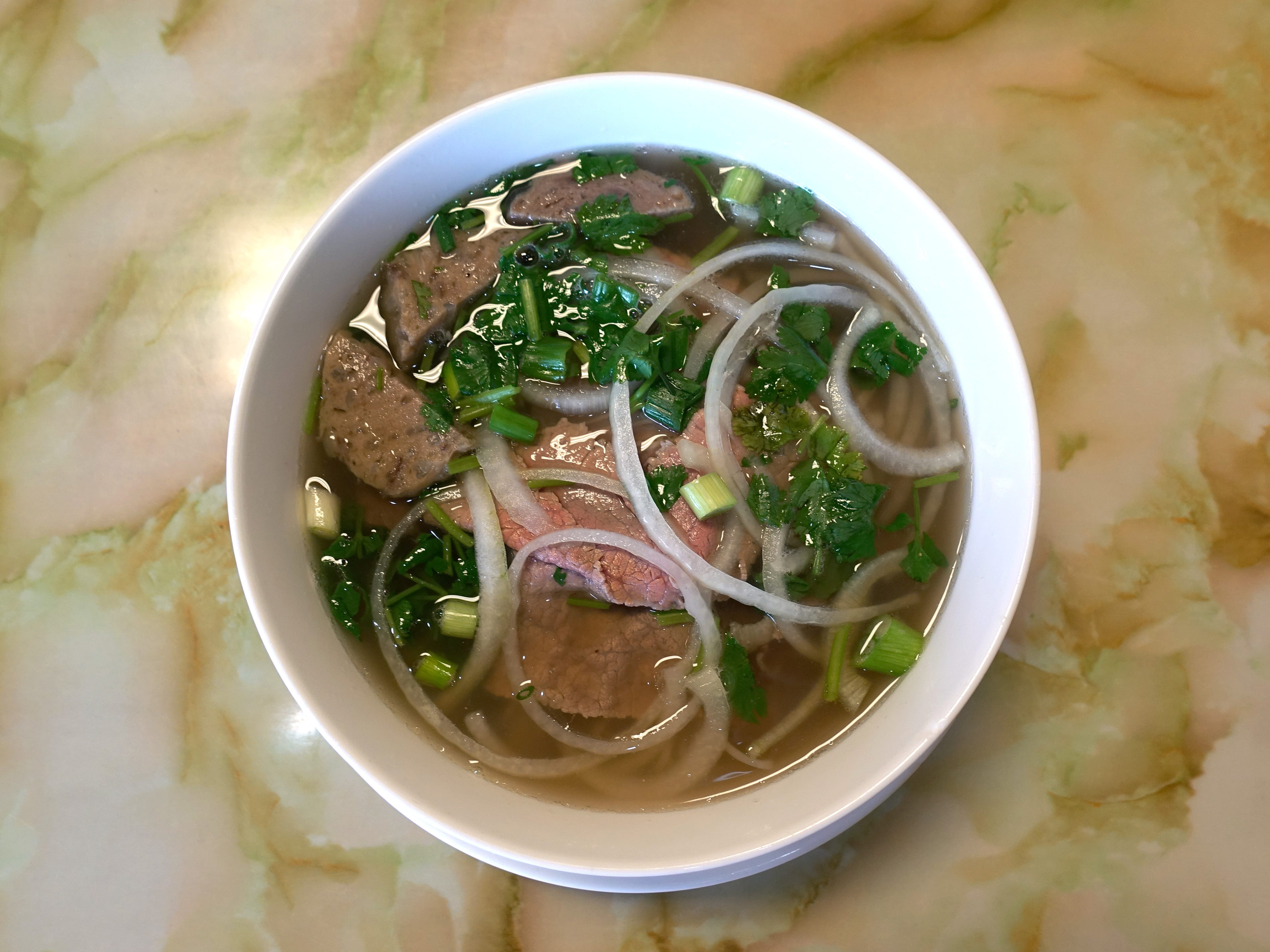 Pho dac biet at PT Noodles in Goodyear.