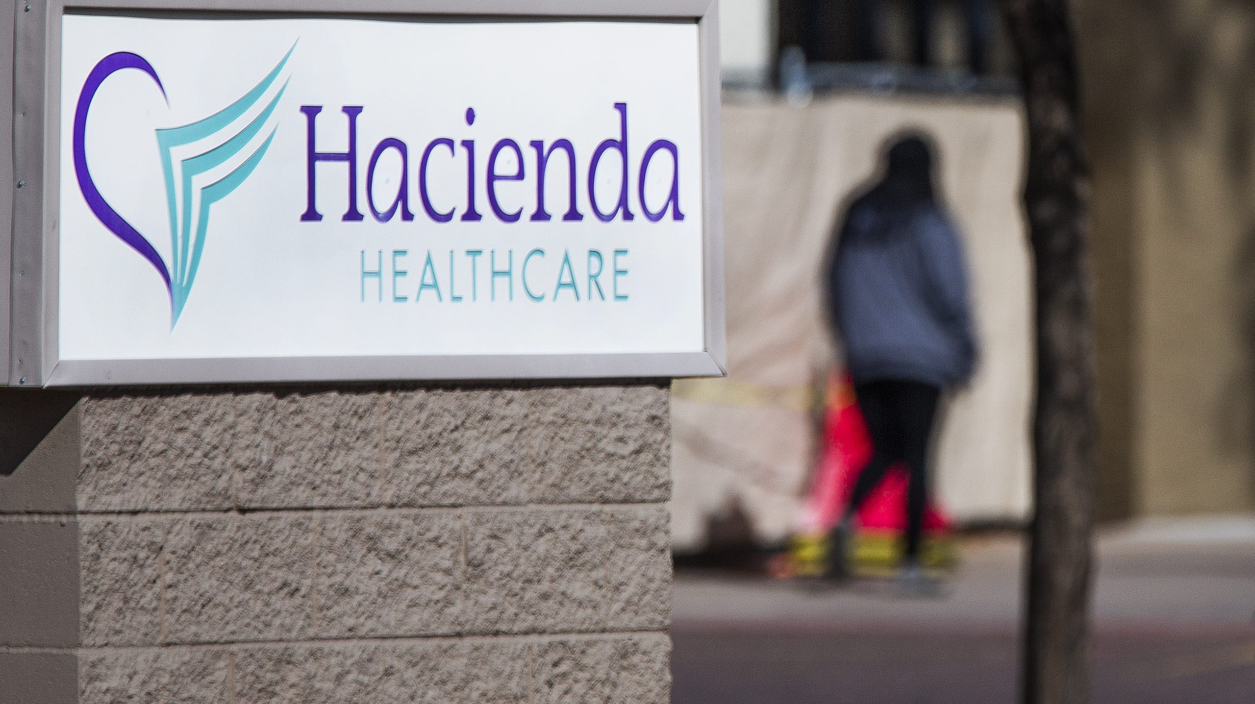Exterior of Hacienda HealthCare, 1402 E. South...