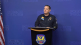 Phoenix police gave a press conference that was streamed on Facebook Live about the baby found dead in an Amazon warehouse bathroom.
