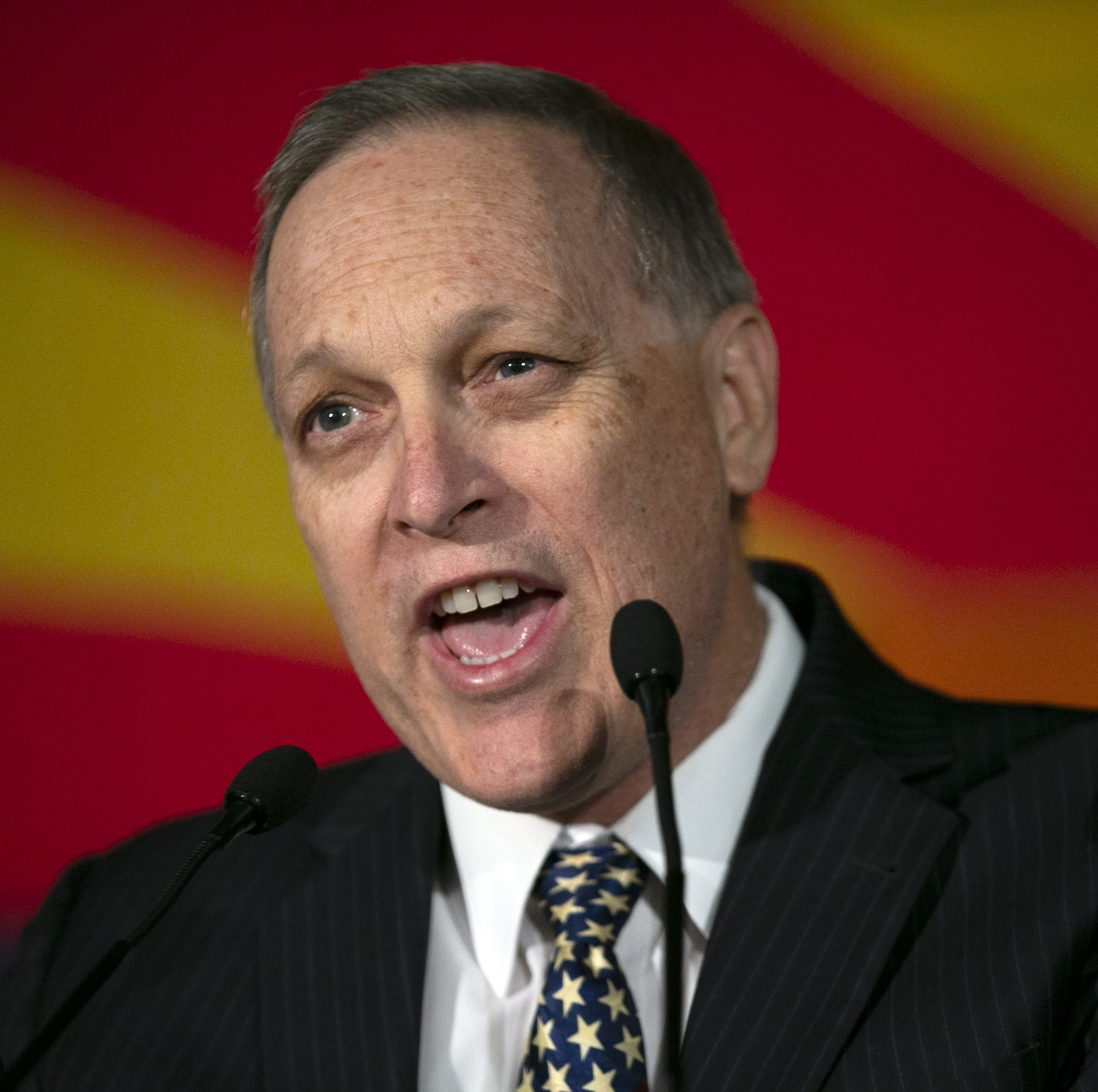 Rep. Andy Biggs would release entire Mueller report, right?