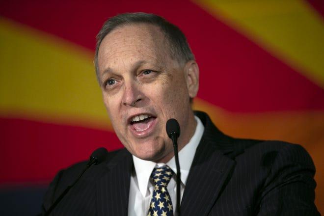 U.S. Rep. Andy Biggs, R-Ariz.