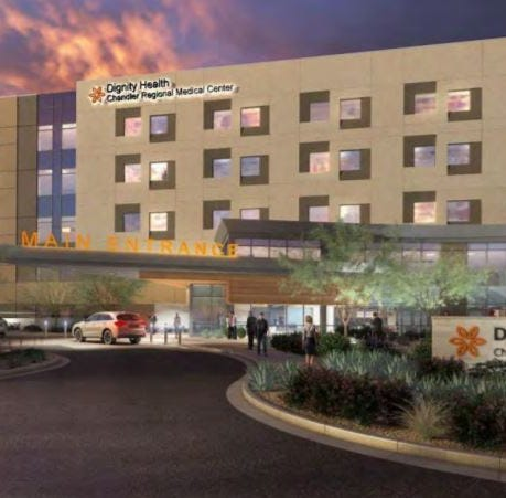 Chandler Regional hospital is about to expand. Here's what will change