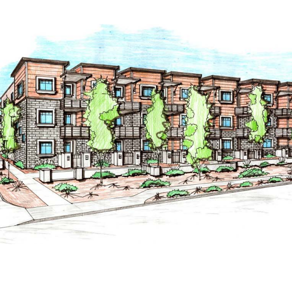 Phoenix Orangedale residents fight proposed infill condo project