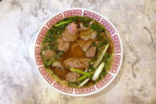 Pho dac biet Khai Hoan at Khai Hoan in Tempe.