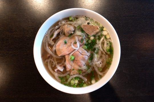Pho dac biet at 3 Regions Vietnamese Kitchen in Cave Creek.