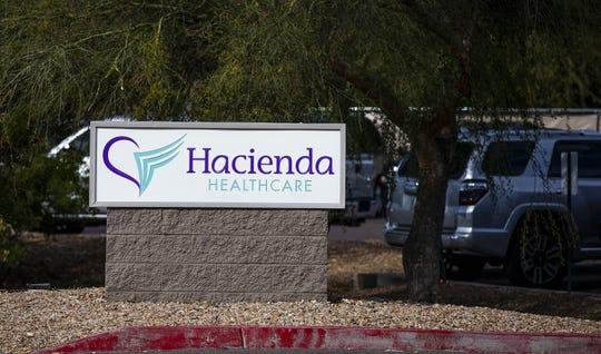 Hacienda HealthCare rape victim's lawyer says she is not