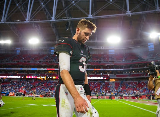 Don't bet on the Arizona Cardinals and quarterback Josh Rosen to make the Super Bowl next season ... or do.
