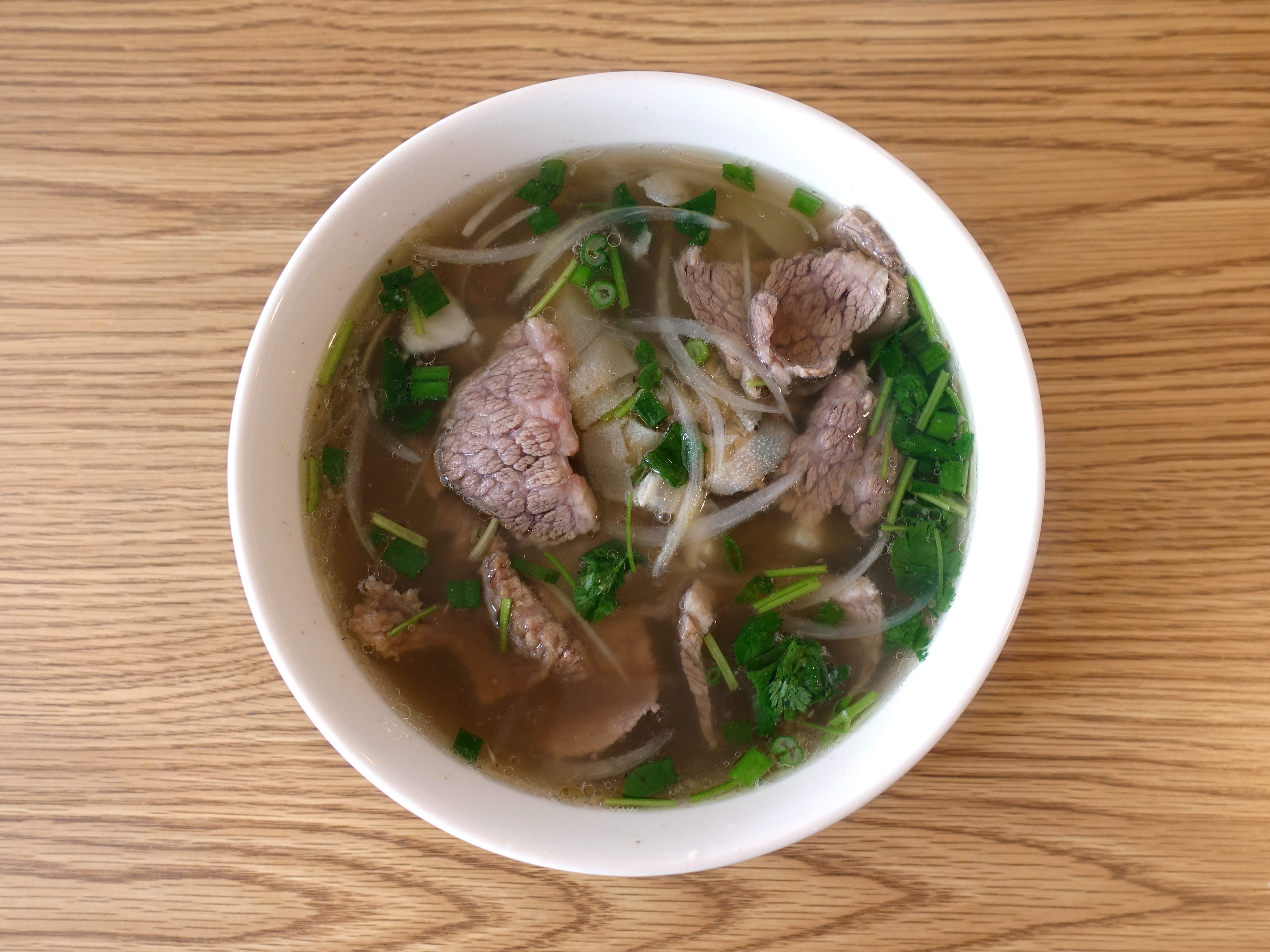 Pho dac biet at Pho Vinh Long in Phoenix.
