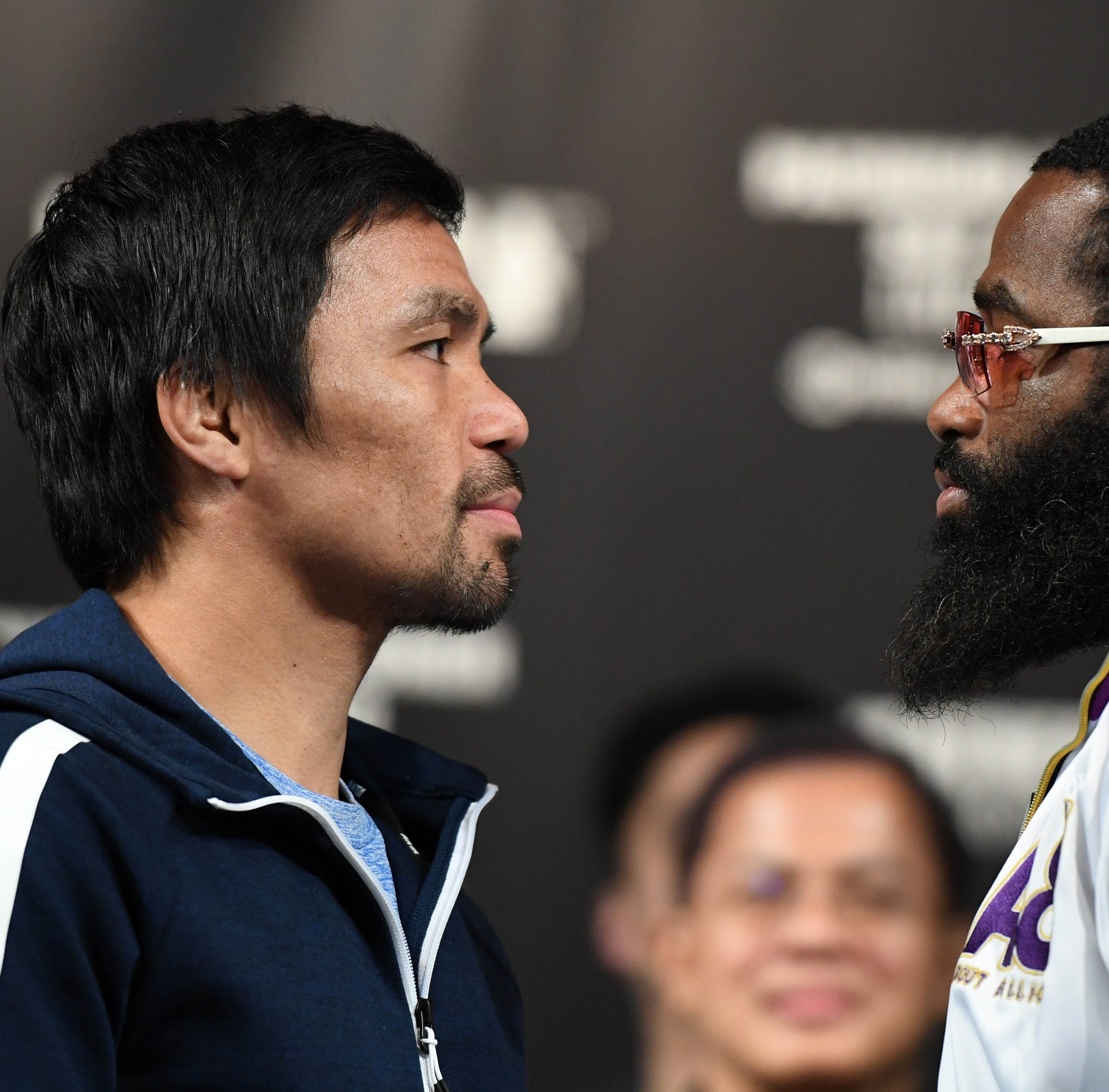 Manny Pacquiao will edge Adrien Broner, earn boxing rematch with Floyd Mayweather