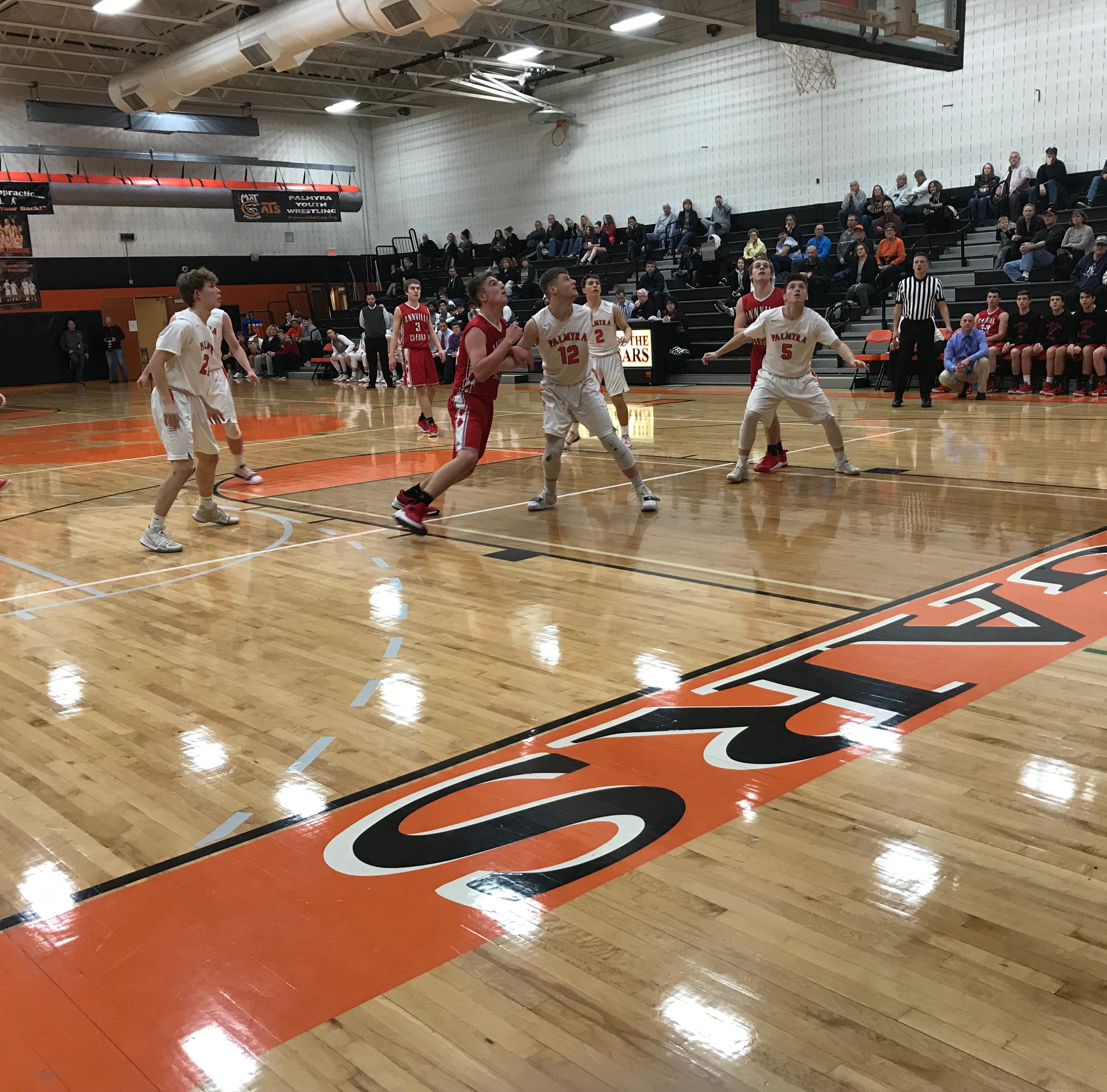 Palmyra, Annville-Cleona renew rivalry on hardwood in non-league battle won by Cougars