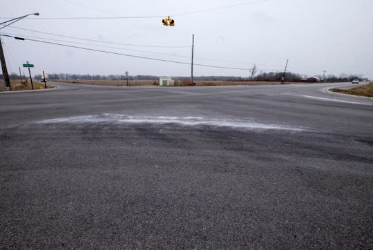 The St. Clair County Road Commission is planning a roundabout for the intersection of Wadhams Road and Fred W. Moore Highway. The job will be done in August.
