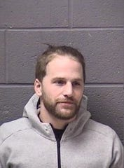 Justin Deines, 30, faces a felony charge of third-degree criminal possession of a controlled substance.