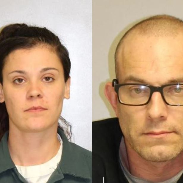 Pair in jail after police find meth in Chambersburg home