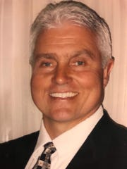 Dane Anthony. The former Franklin County sheriff is running for the office again, three years after retiring.