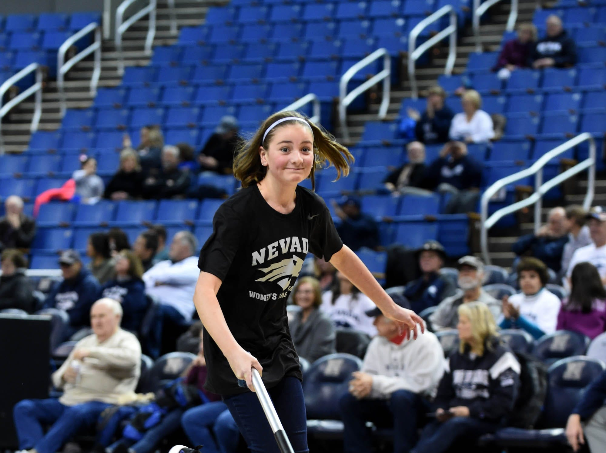 Images from the Boise State at Nevada women's basketball game at Lawlor Events Center on Jan. 16, 2019.