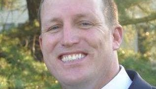 Reno athletic director Jim Pace announced the hiring of Jon Haskins as the next football coach at the school.