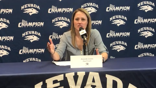 Nevada women's basketball head coach Amanda Levens has added three transfers to the Wolf Pack's 2019-20 roster.