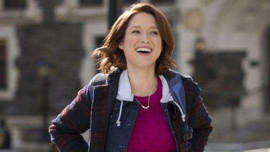 The final season of Unbreakable Kimmy Schmidt (Ellie Kemper) is streaming on Netflix.