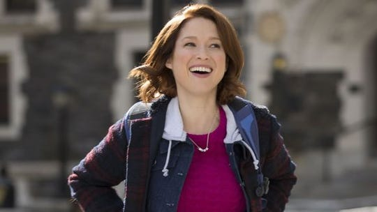 The final season of Unbreakable Kimmy Schmidt (Ellie Kemper) is streaming on Netflix.