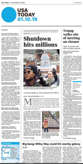 The full USA TODAY report will be available to subscribers in the Monday-Friday e-Edition.