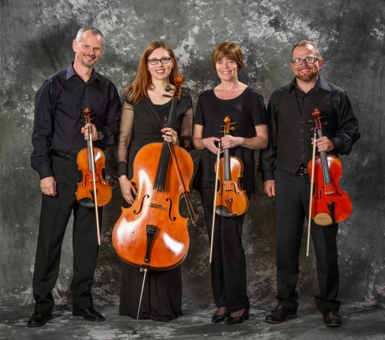 The Salem String Quartet has been named Camerata Musica's Quartet in Residence. The appointment if for a period of three years.