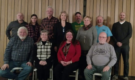 Friends of the Sheboygan Marsh elected their 2019 board and officers on Jan. 10 and continue with work planning the exciting new multi-purpose educational facility to be built at the Broughton Sheboygan Marsh Park.