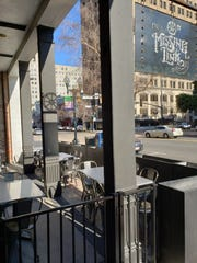 The Missing Link adds a patio to its restaurant on Texas Street.