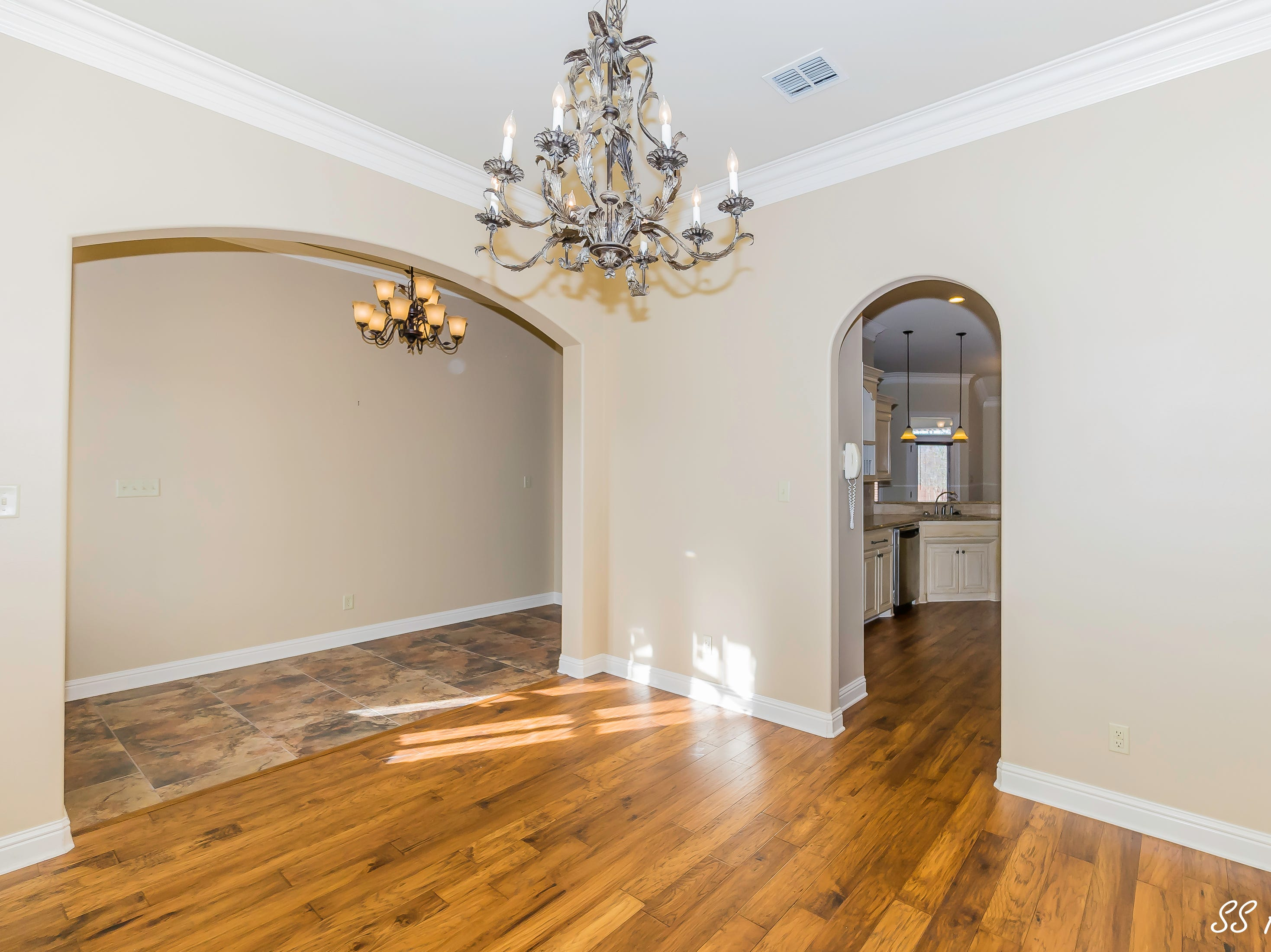 2480 Churchill Drive,   Bossier City  Price: $320,000  Details: 4 bedrooms, 3 bathrooms, 2,364 square feet  Special features: Exquisite home in Carriage Oak Crossing with designer colors, large master and bath with hidden TV.  Contact: Christine Dowdall, 469-3877