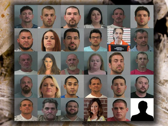 29 co-conspirators were indicted in one of Southwest Missouri's largest meth rings. One man has eluded capture for years.