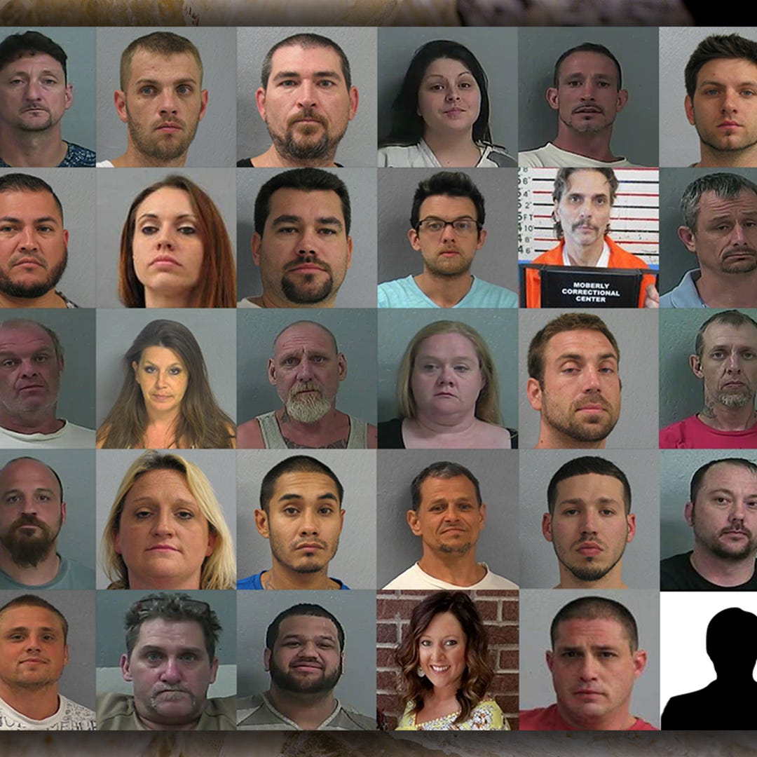 This drug ring sold hundreds of pounds of meth in the Ozarks. Here's how they got caught.