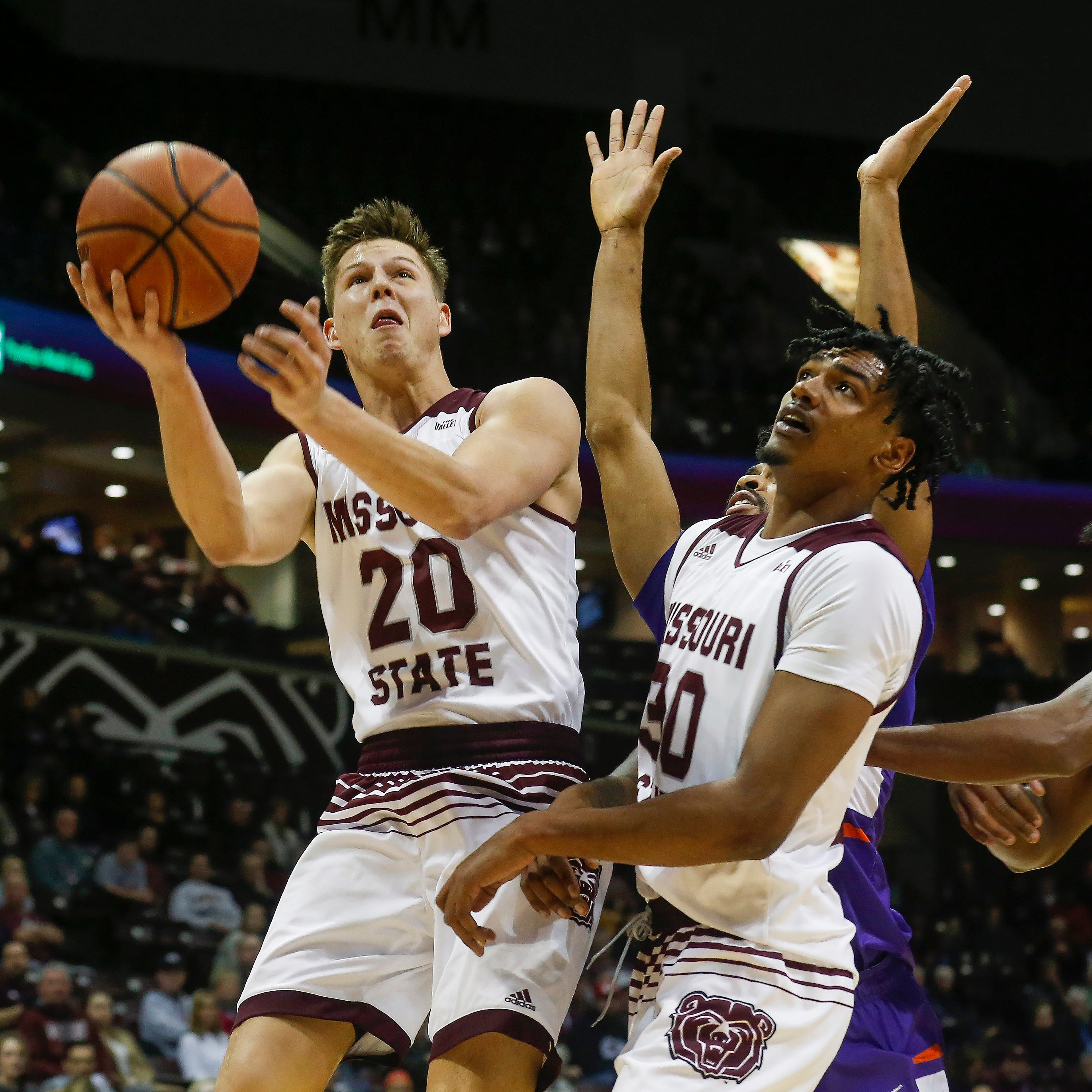 Drake too much for Missouri State as Bears drop second straight