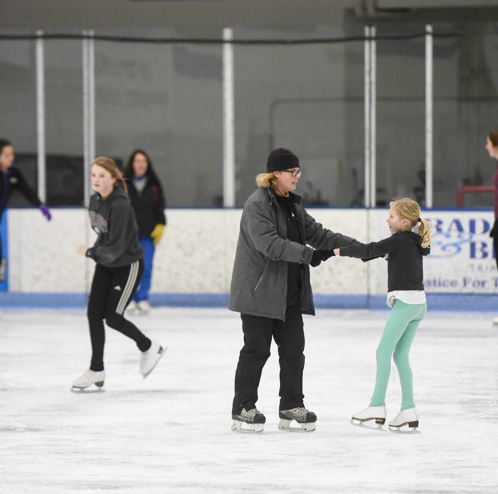 Ice, ice, maybe? Grown-ups can learn to skate with St. Cloud Figure Skating Club