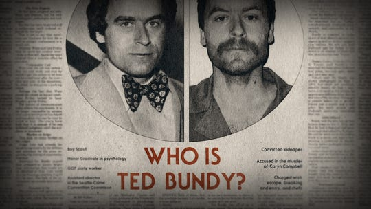 """A new Netflix docuseries """"Conversations with A Killer: The Ted Bundy Tapes"""" retells the serial killer's story using death-row audiotapes."""