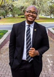 Delaitre Hollinger, CEO of the National Association for the Preservation of African American History and Cultures.